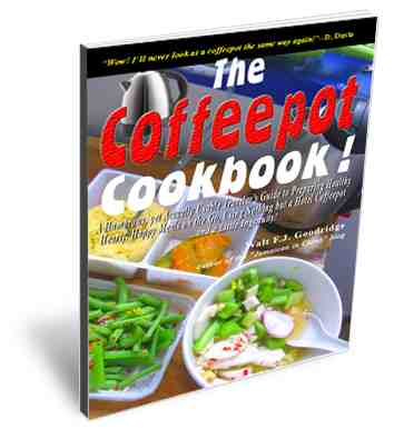 coffeepot cookbook food image