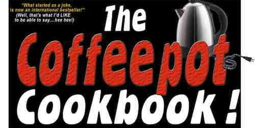 coffeepot cookbook banner